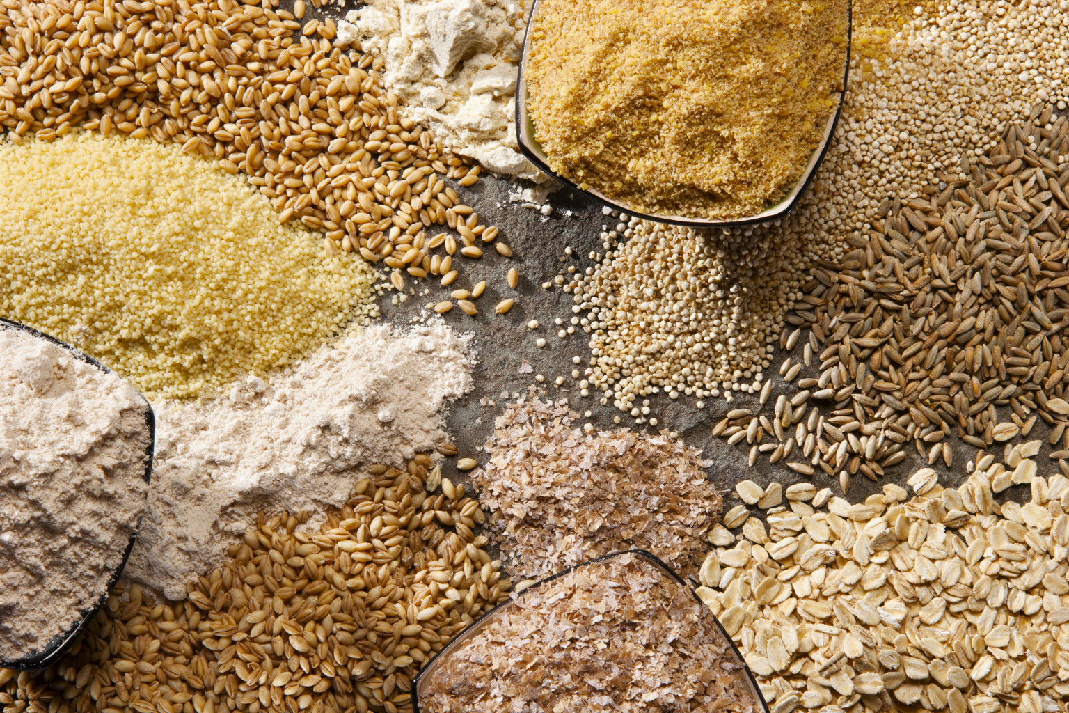 Grains of Thoughts on Grains (and other carbos)