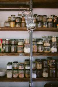 Start with a Pantry Clean-out