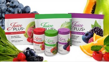 Juice Plus+ capsules or chewables give you over 30 different fresh ripe fruits & vegetables every single day. One Simple Change.