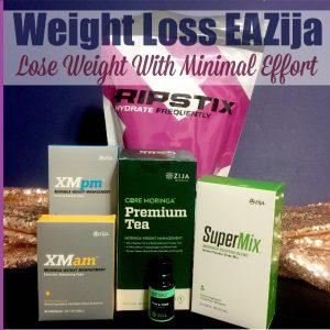 Zija Moringa-based Products
